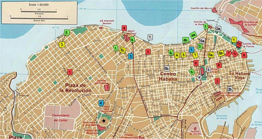 havana kart Min guide til Havanna, Cuba havana kart